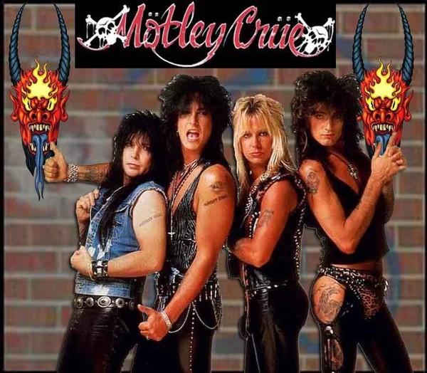 Motley Crue - Greatest Hits 1998