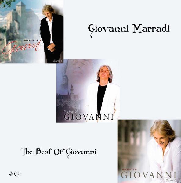 Giovanni Marradi - The Best Of Giovanni (3CD) (2008)
