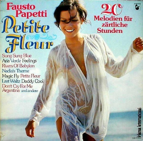 Fausto Papetti - 1979 - Petite Fleur