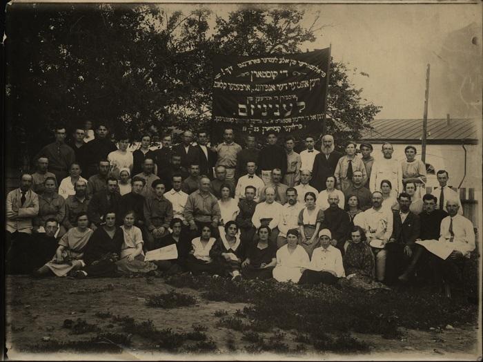 Город Прилуки, 1925 год.
