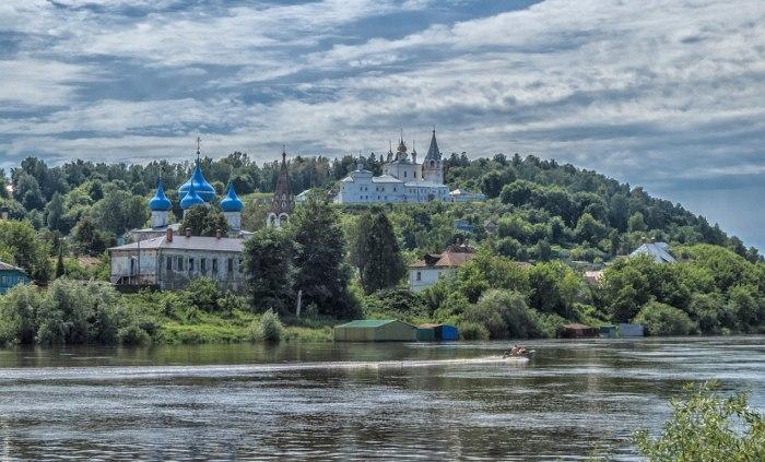 Пейзажи Гороховца. /Фото:photobook33.ru